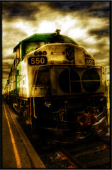 Overbored (The Oracle) Tags: train publictransportation commutertrain gotransit mywinners goldstaraward canadarailway