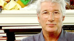 Richard  Gere in Amsterdam