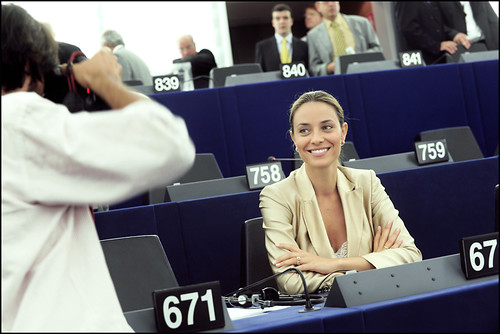 Opening session of the European Parliament: 14-16 of July 2009