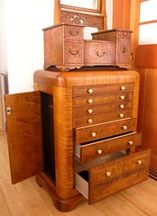 Portner Jewelry Cabinet 2