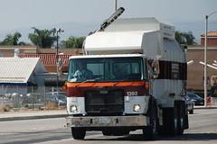 BURRTEC WASTE INDUSTRIES, INC. TRUCK (Navymailman) Tags: trash truck garbage waste inc industries burrtec