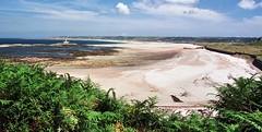 Отлив в заливе Ла Пуло, остров Джерси