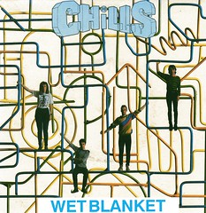 The Chills -  Wet Blanket Front Cover by Chillblue