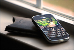 Win a BlackBerry Bold 9700 or $10000 with POSB iBanking