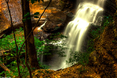 Lake Falls at Matthiessen State Park (Todd Ryburn) Tags: nature water canon waterfall dslr hdr matthiessenstatepark canonllens anawesomeshot aplusphoto northcentralillinois platinumheartaward canon70200mmf28isllens canon5dmarkii