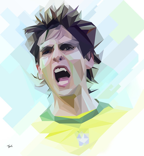 Kaká: He belongs to Football! / Charis Tsevis