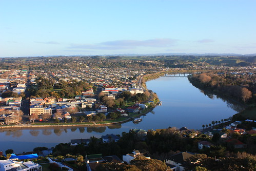Whanganui River to Dublin Street Bridge