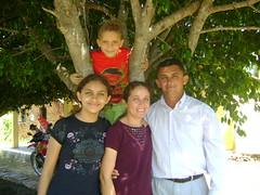 Missionary Djalma and Family