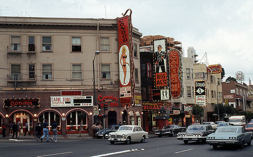 Broadway at Columbus