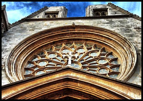 Rosassa Catedral Taragona