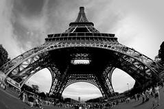 Tour Effeil - Paris, France (hyku) Tags: vacation paris july 2009 effeil