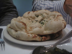 Naan bread galore