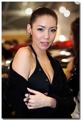 SIN_7017 (tony8888) Tags: show sexy car race thailand model singapore expo super queen nights 2009 nite inport poso