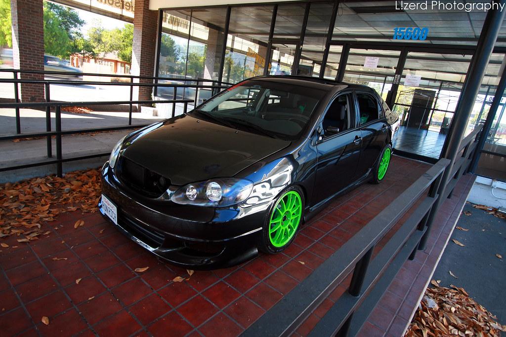 corolla 2005 xrs turbo