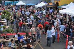 Biketobeerfest at Hopworks -40