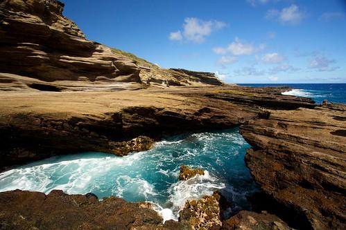 フリー画像| 自然風景| 海岸の風景| ハワイ風景|        フリー素材|