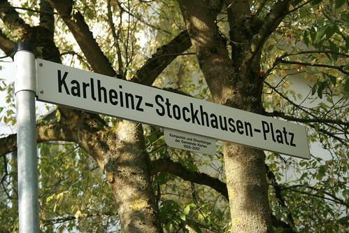 Karlheinz-Stockhausen-Platz