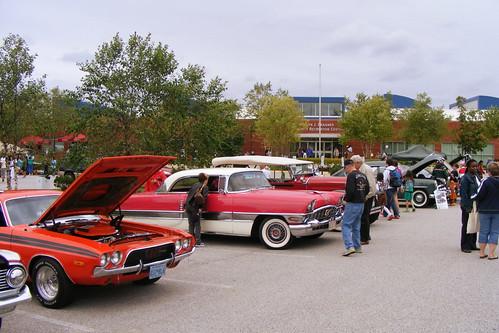 Burtonsville Car Show 2009