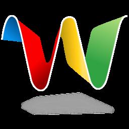 256px-Googlewave.svg