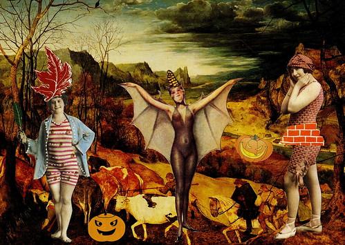 Autumn Fashion Parade