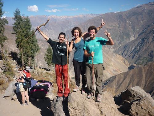 PERU: Cañón del Colca