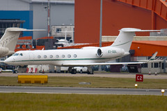 EI-GDL - 5068 - Private - Gulfstream G550 - Luton - 091019 - Steven Gray - IMG_2518