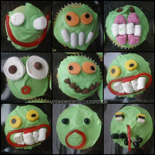 Creepcake Collage