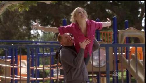 Mitchell e Claire