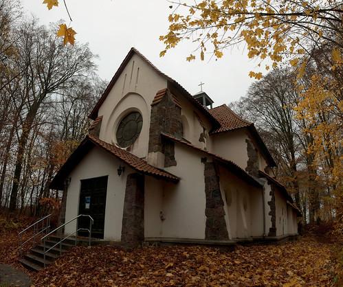 Mörder - Kirche Sellin