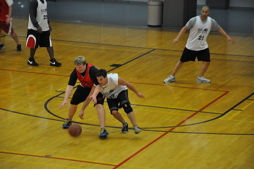 Intramural 3 on 3 Basketball Tournament Fall 2009