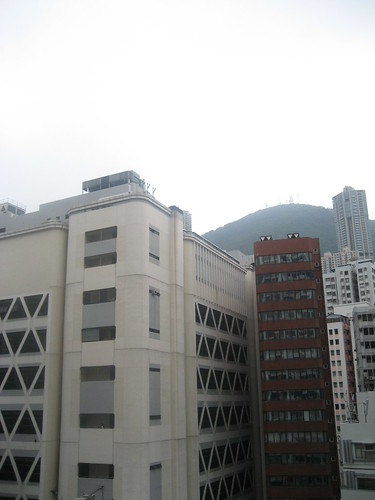 Winter in Hong Kong