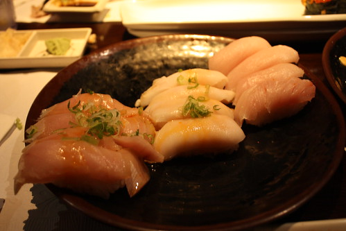 Ono, White Fish, Yellowtail