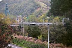 Puente de Rimoria en Carrio (TerePedro) Tags: bridge espaa puente spain asturias mina pont pozo laviana mineria carrio aboutiberia rimoria