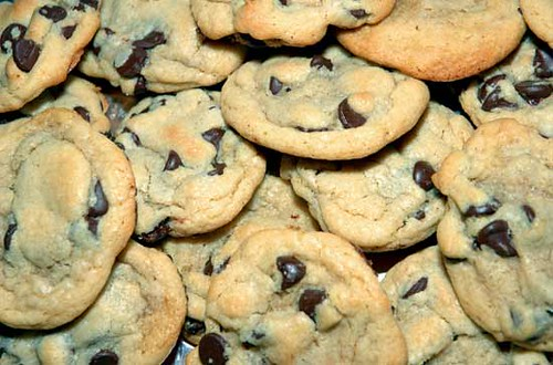Nestle Tollhouse Chewy Chocolate Chip Cookies