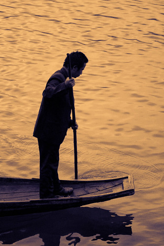 Ferryman (by niklausberger)