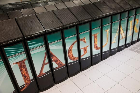 슈퍼컴퓨터 Jaguar