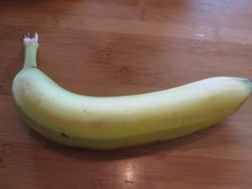 banan from the bistro - free