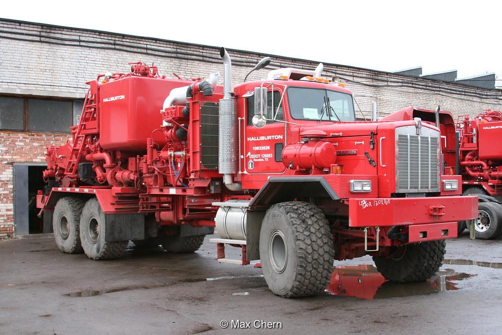 Kenworth C500 rus