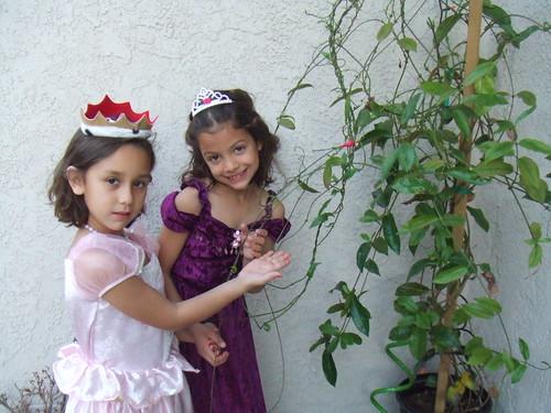girls being girls :)