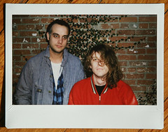 Chet JR White + Christopher Owens / Girls / Space 15 Twenty / Los Angeles / 5. December 2009