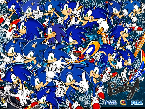 sonic the hedgehog wallpaper. Sonic the Hedgehog Wallpaper