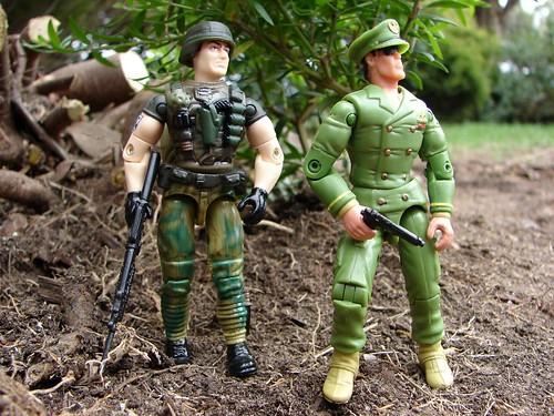 Duke and General Flagg.