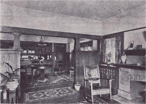 Merveilleux 1900s Living Room   Craftsman Style
