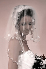 The bride (Jeanette Runyon) Tags: wedding groom bride ceremony marriage nuptials memorycornerportraits
