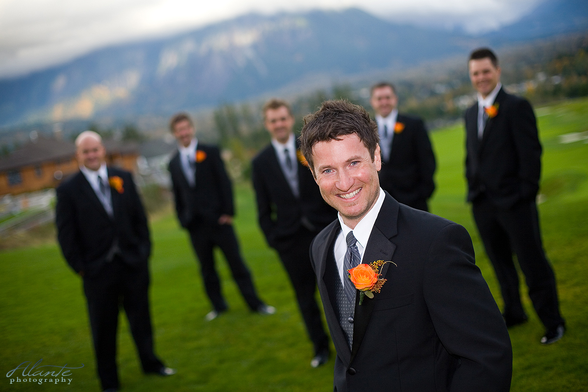 Seattle Wedding Photographer Alante Photography Salish Lodge