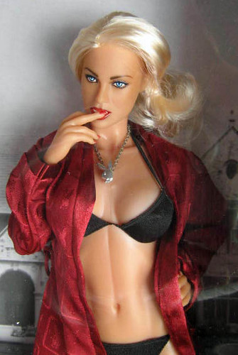 silvstedt doll Victoria