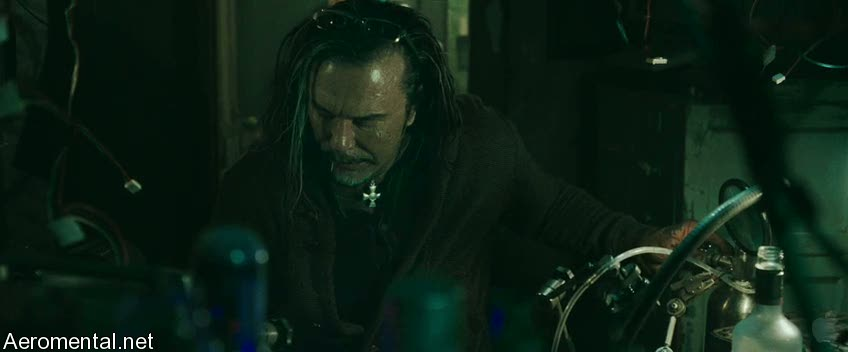 Iron Man 2 Trailer 2 Ivan Vanko lab