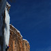 Samuel Diener ice climbing