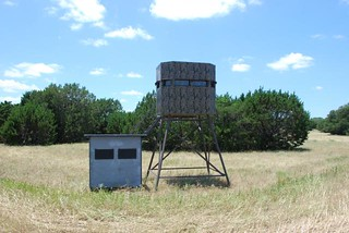 V-Bharre Ranch Hunting Stands