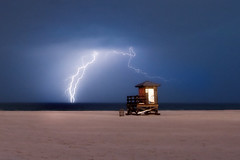 Judgment Day (Extra Medium) Tags: gulfofmexico tampa florida lightning rapture judgementday familyradio haroldcamping